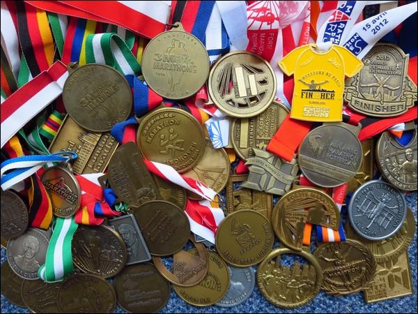 Mee trainen voor andere Marathon?