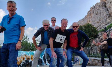 Verslag Marathon van Athene