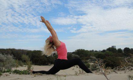 Gratis yogales: speciaal voor hardlopers