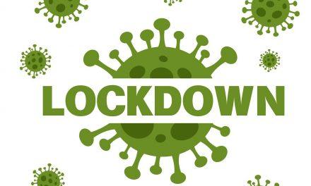 4 nov. – Lockdown, geen duurlopen.